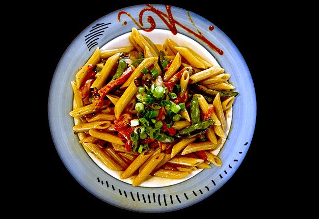 pasta plate mama kwans